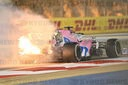 Motorsports: FIA Formula One World Championship 2020, Grand Prix of Bahrain