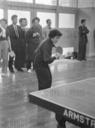 世界卓球選手権」 の報道写真:...